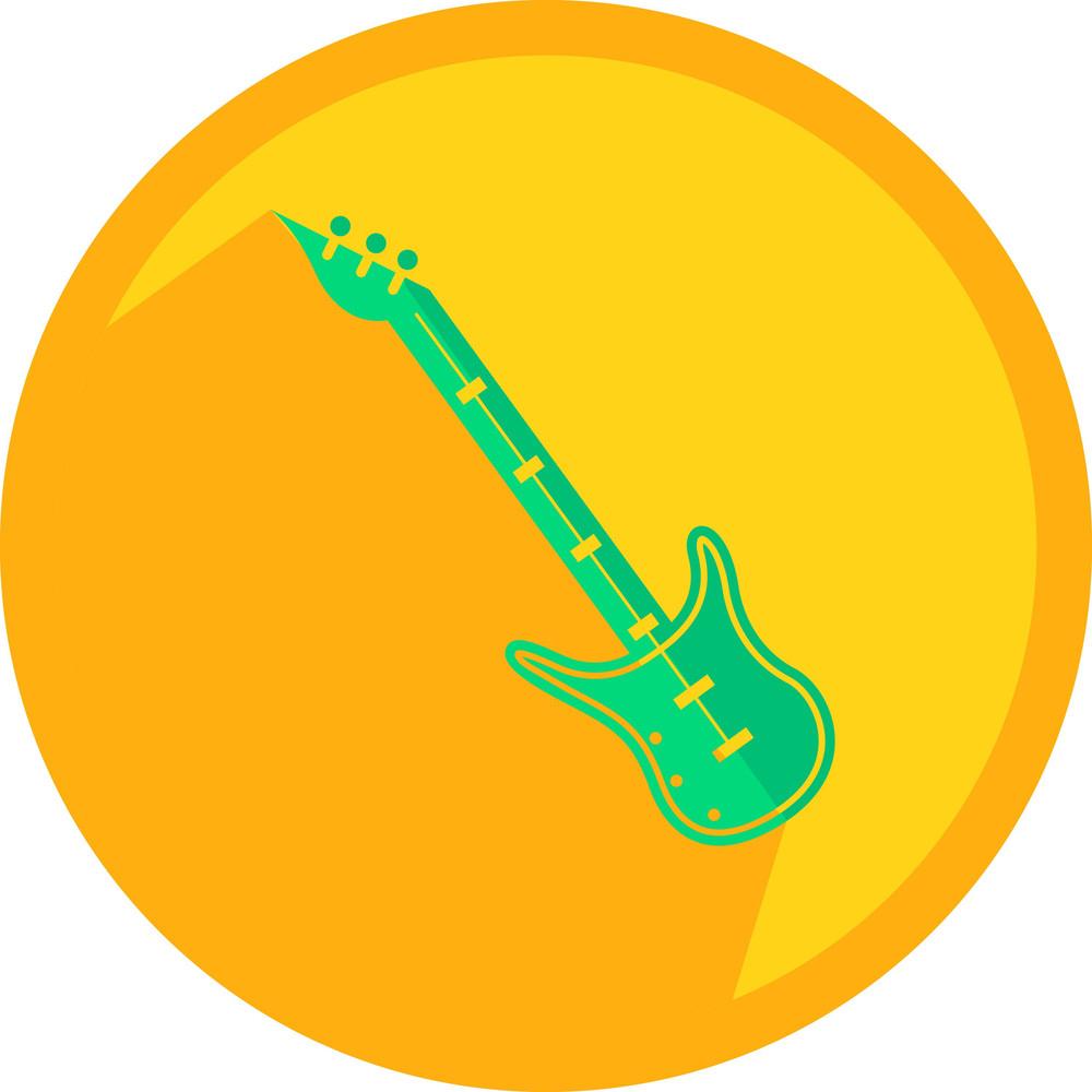 Music Guitar Icon