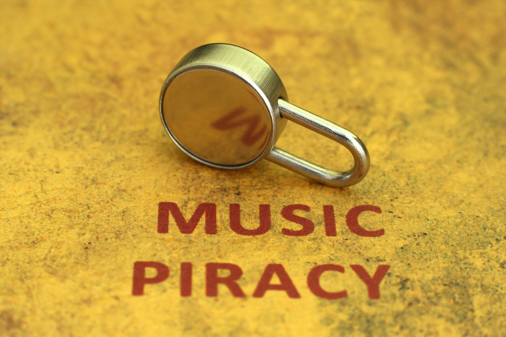 info on music piracy Thesis will objectively look at the effects digital media and piracy have on the music industry.