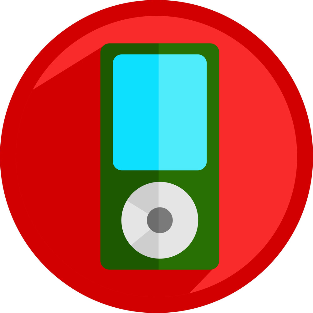 Music Player With Screen