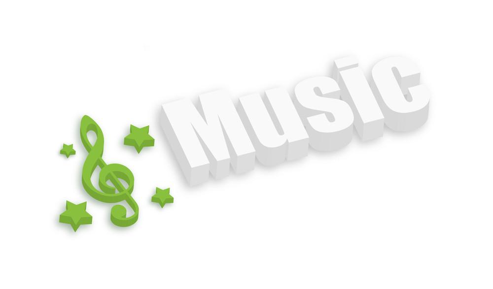 Music Symbol Banner