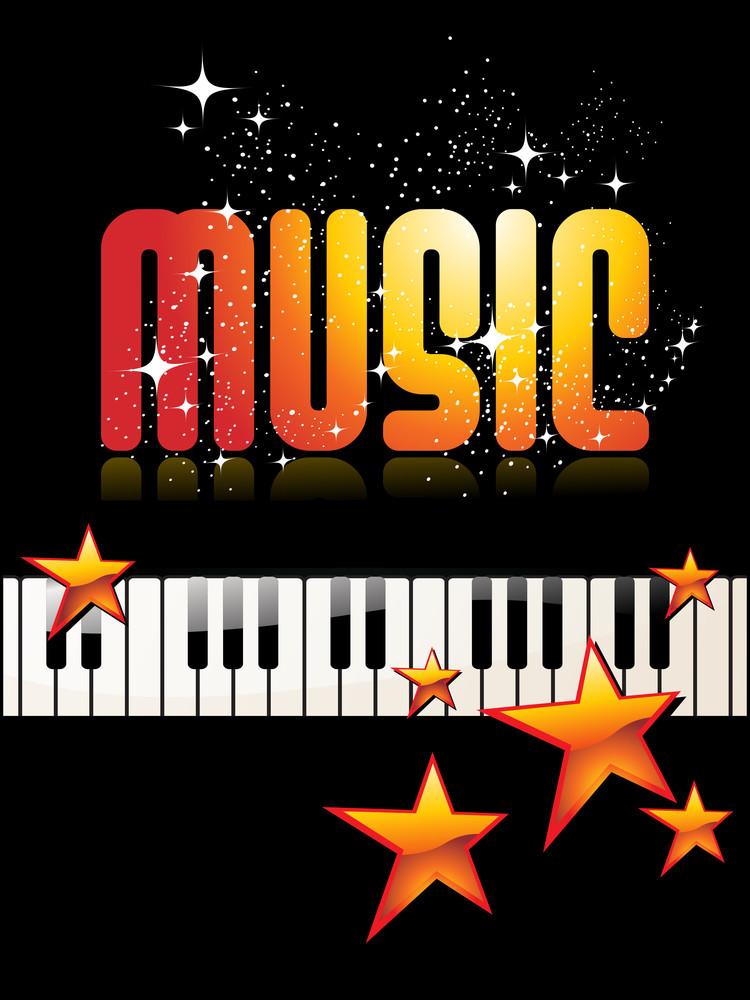 Musical Concept Illustration