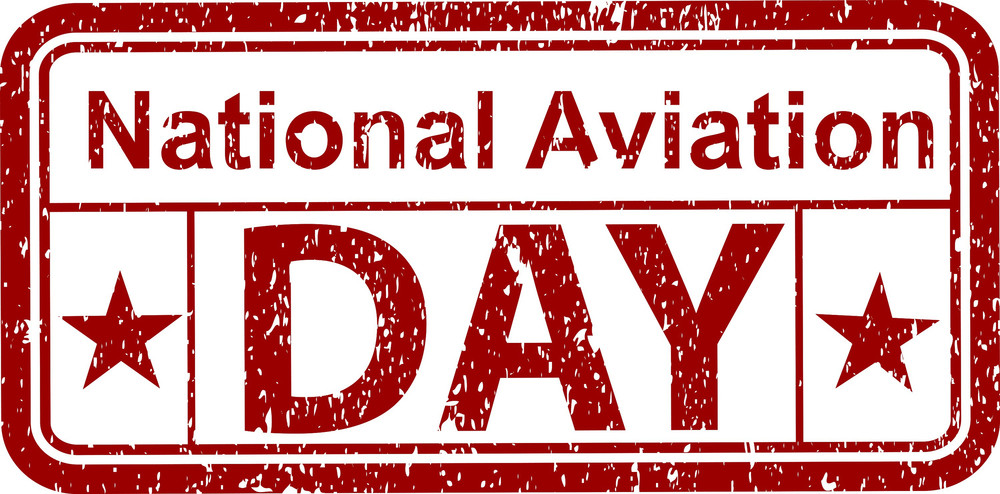 National Aviation Day Stamp