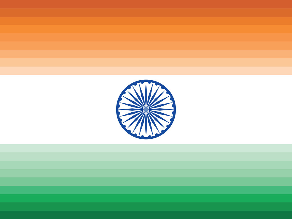 National Flag With Background