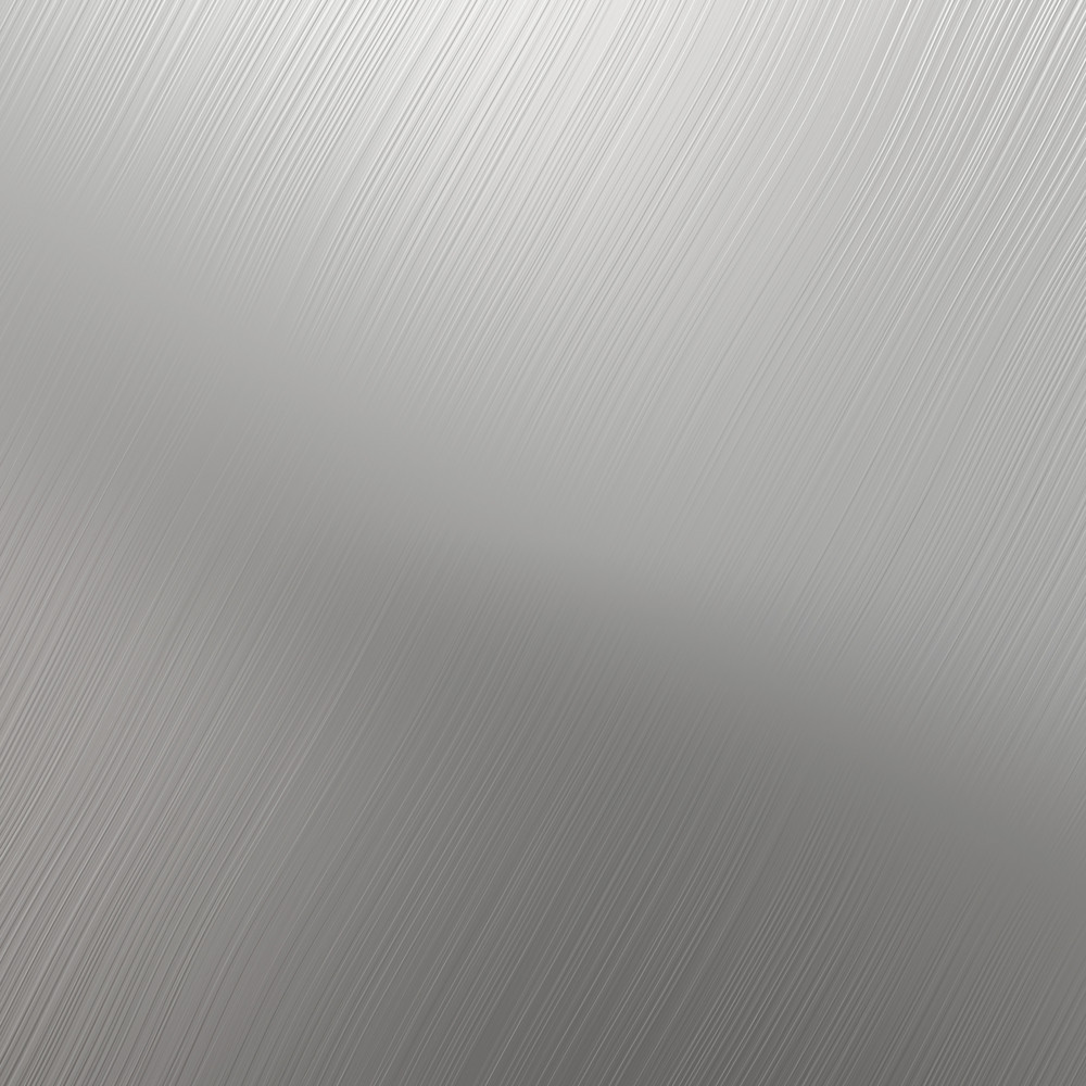 Natural looking brushed aluminum texture that works great as a background.