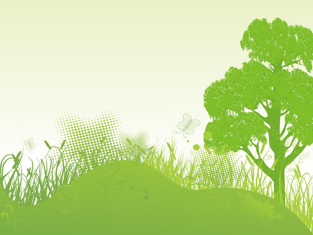 theme. Nature Theme Background