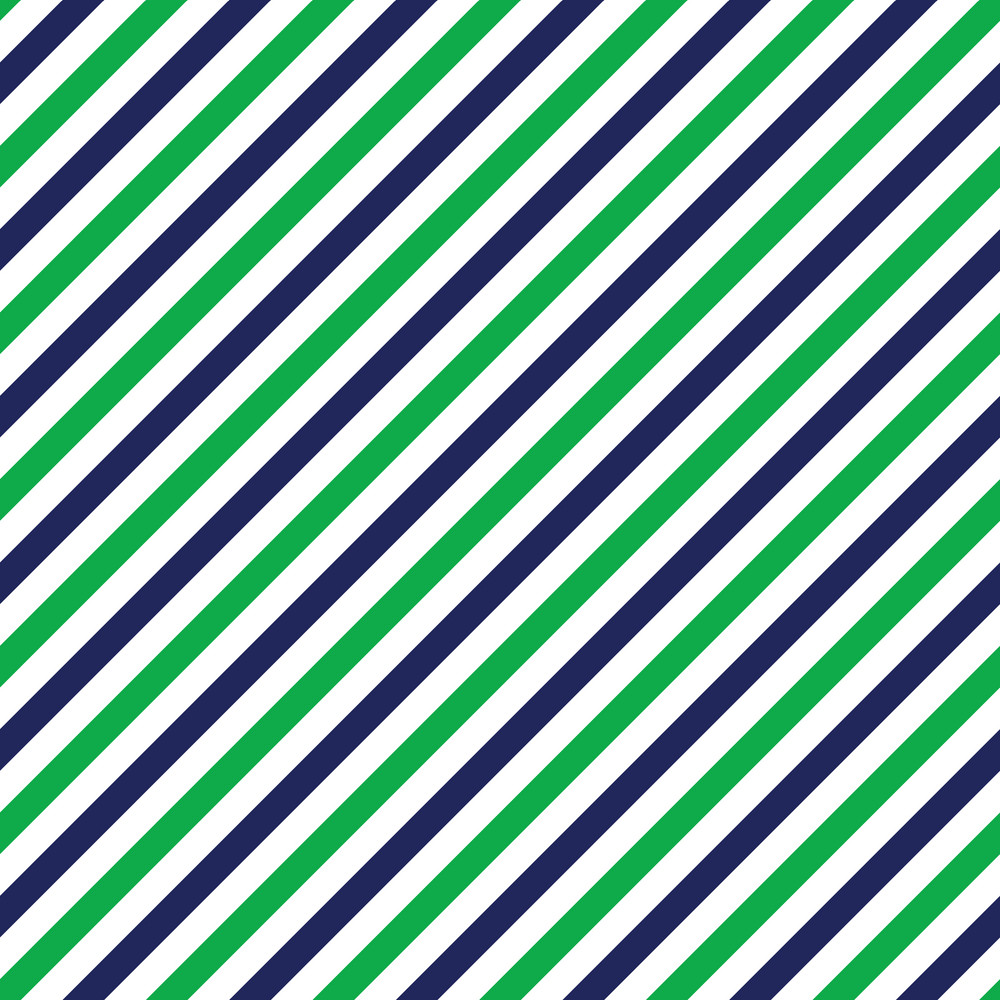 Blue and white diagonal striped background