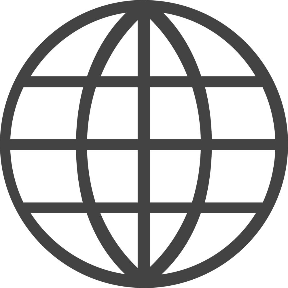 Network 1 Glyph Icon