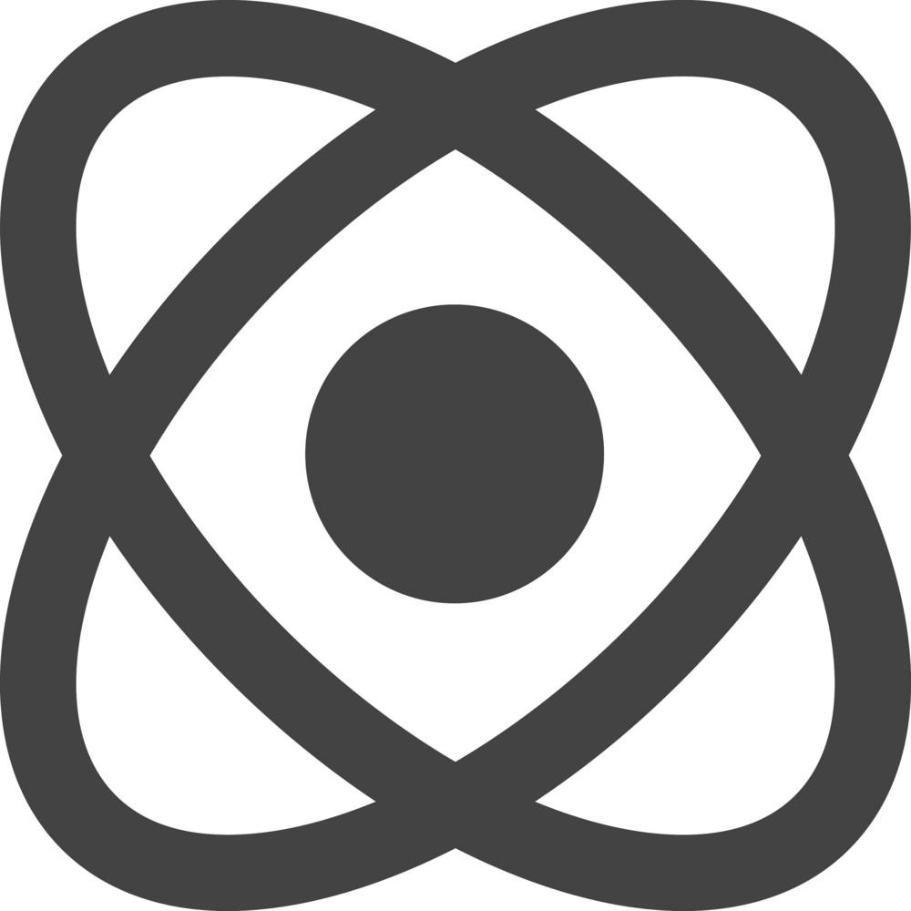 Network Glyph Icon