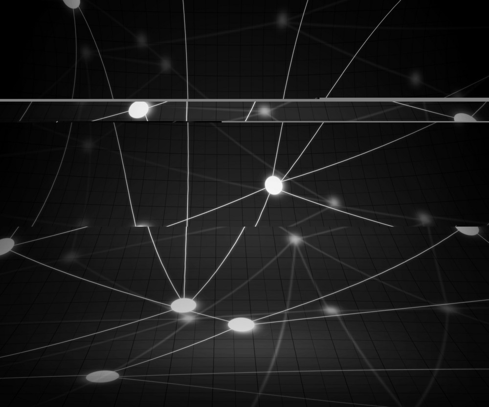 Network Stage Background