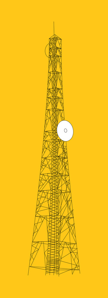 Network Tower Shape