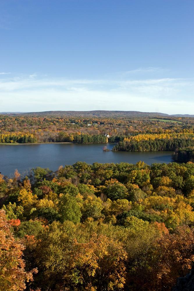 New England Peak Foliage