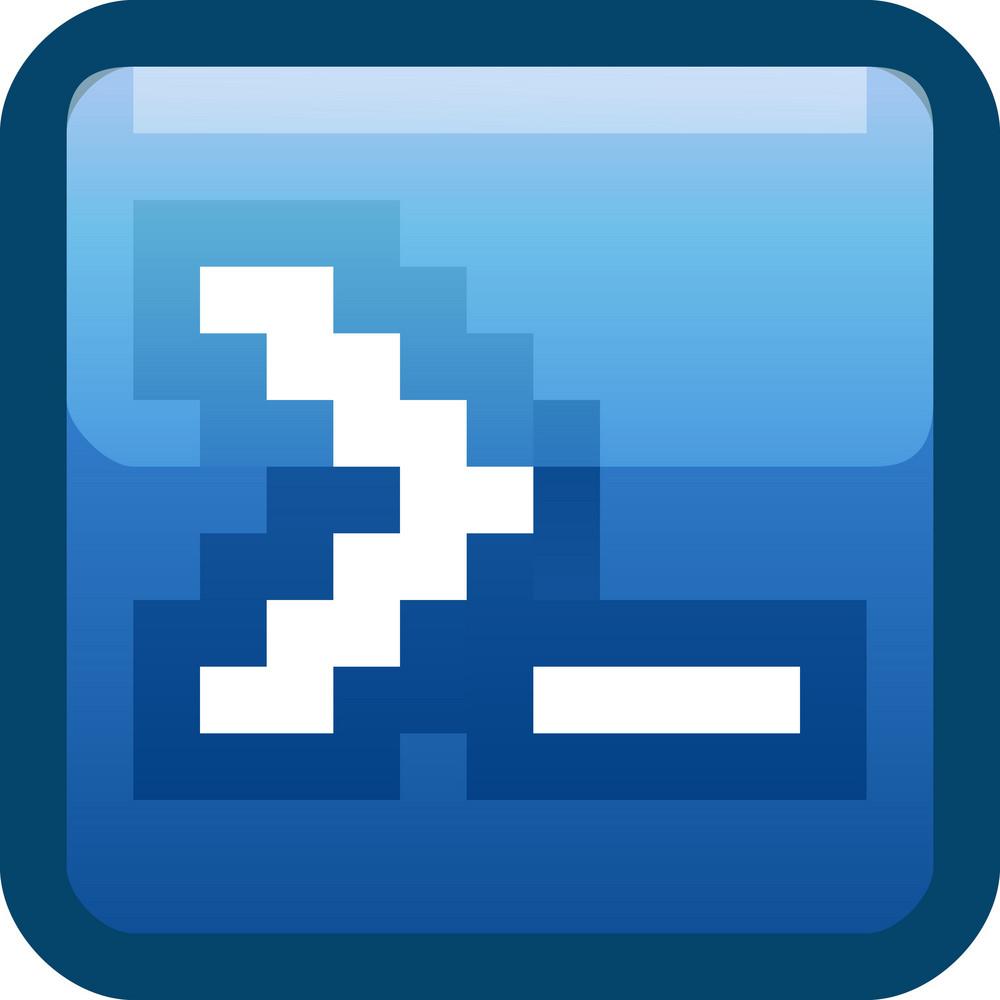 Next Underscore Tiny App Icon