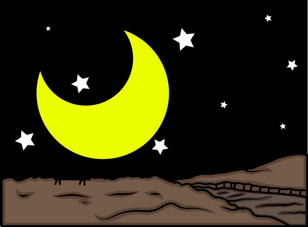 Night Scene Background