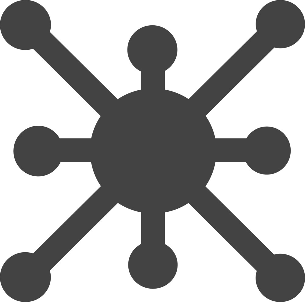 Node Glyph Icon