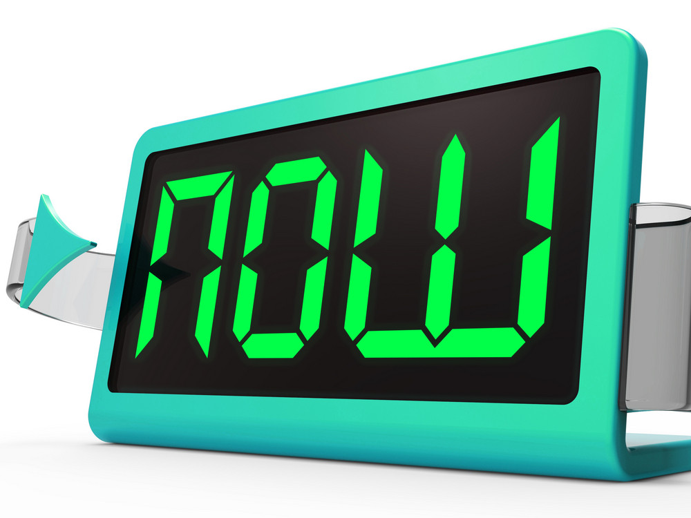 Now Clock Shows Quick Urgency For Action