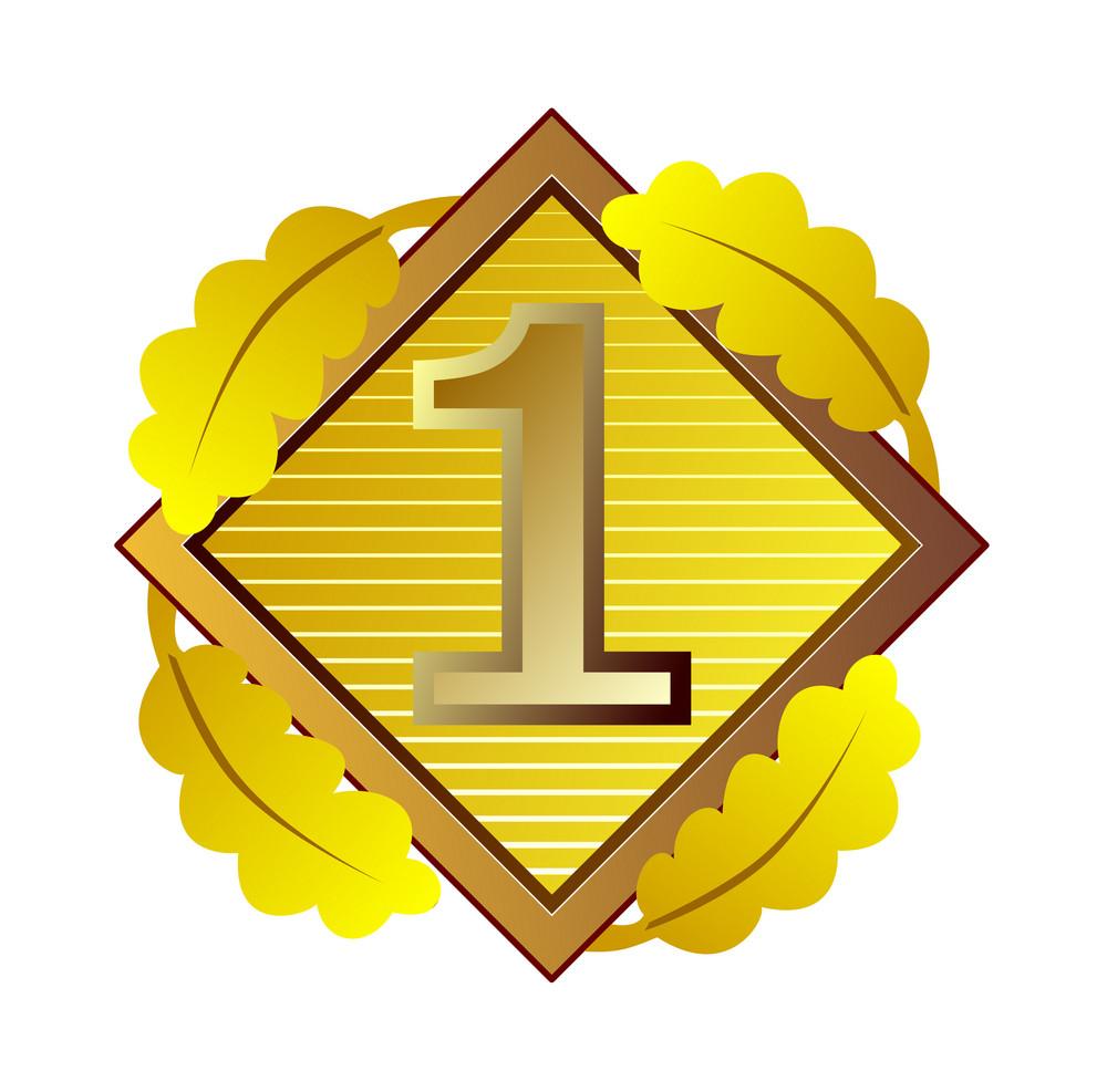 Number 1 In Diamond