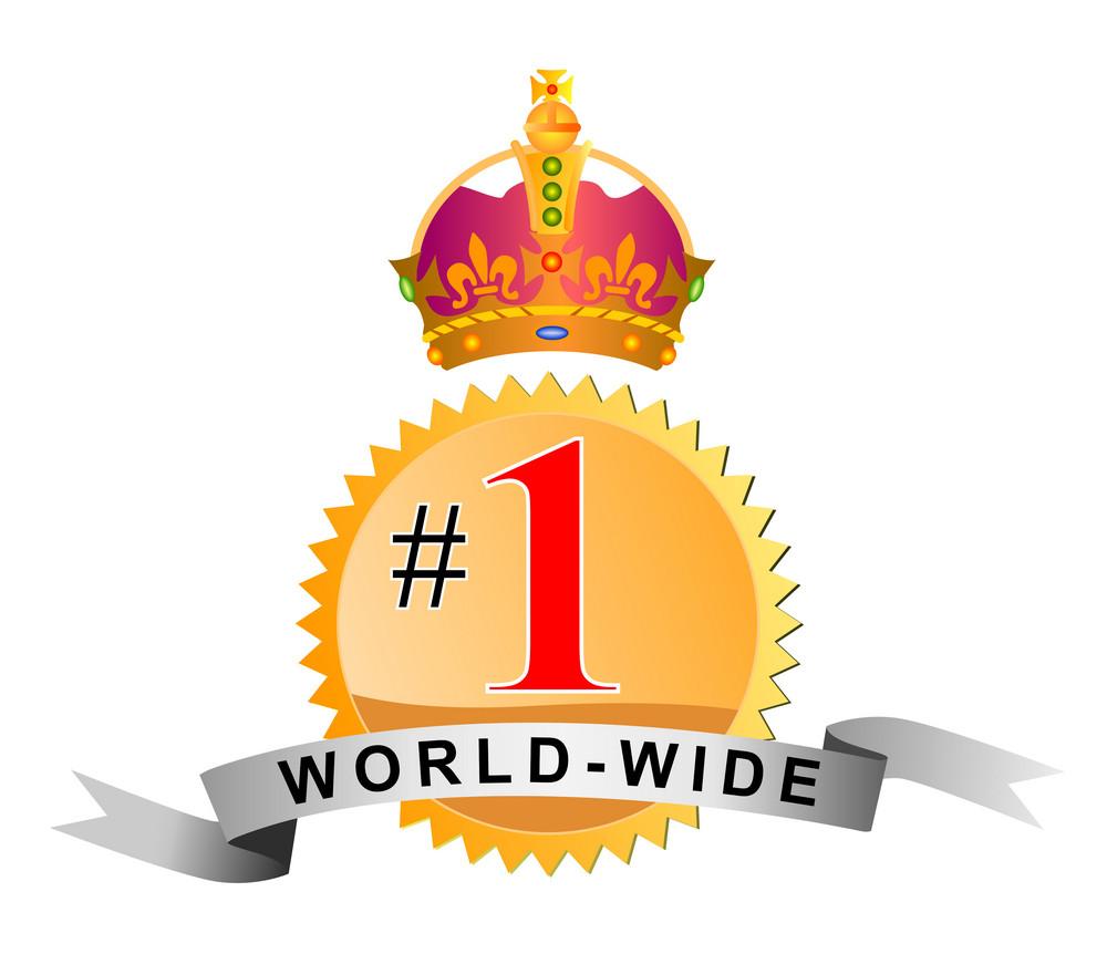 Number 1 Worldwide