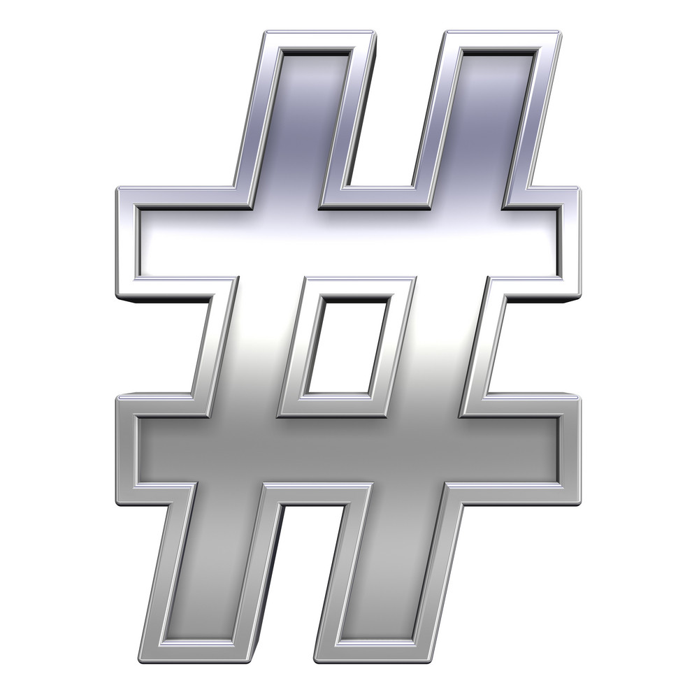 Number Mark From Chrome With Frame Alphabet Set
