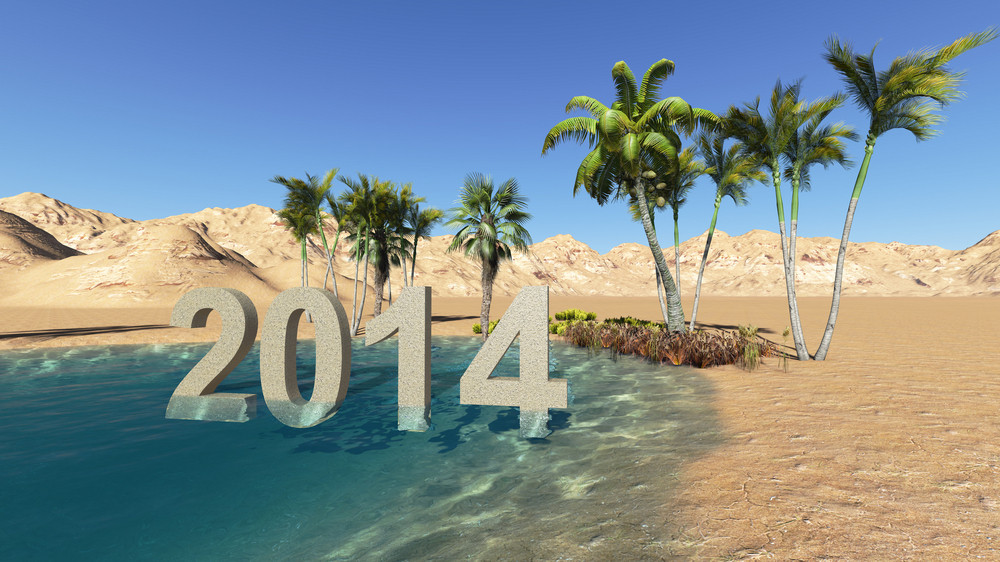 Oasis In The Desert 2014 Summer
