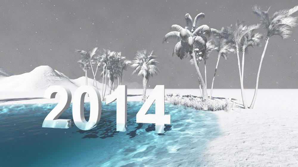 Oasis In The Desert 2014  Winter