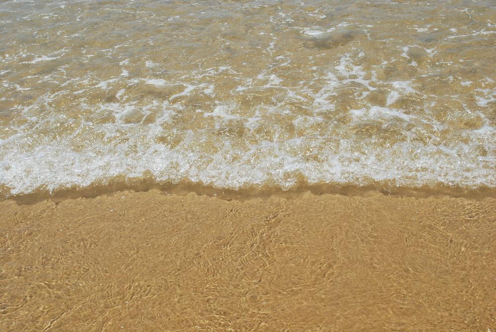 Ocean Scene Background