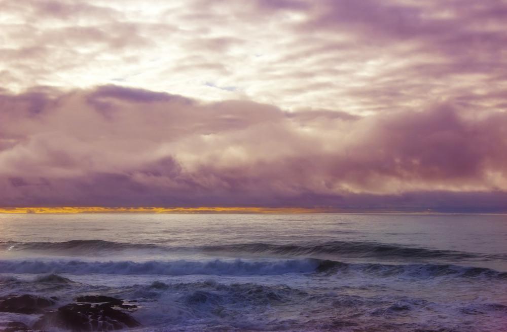 Ocean Sunset View Point