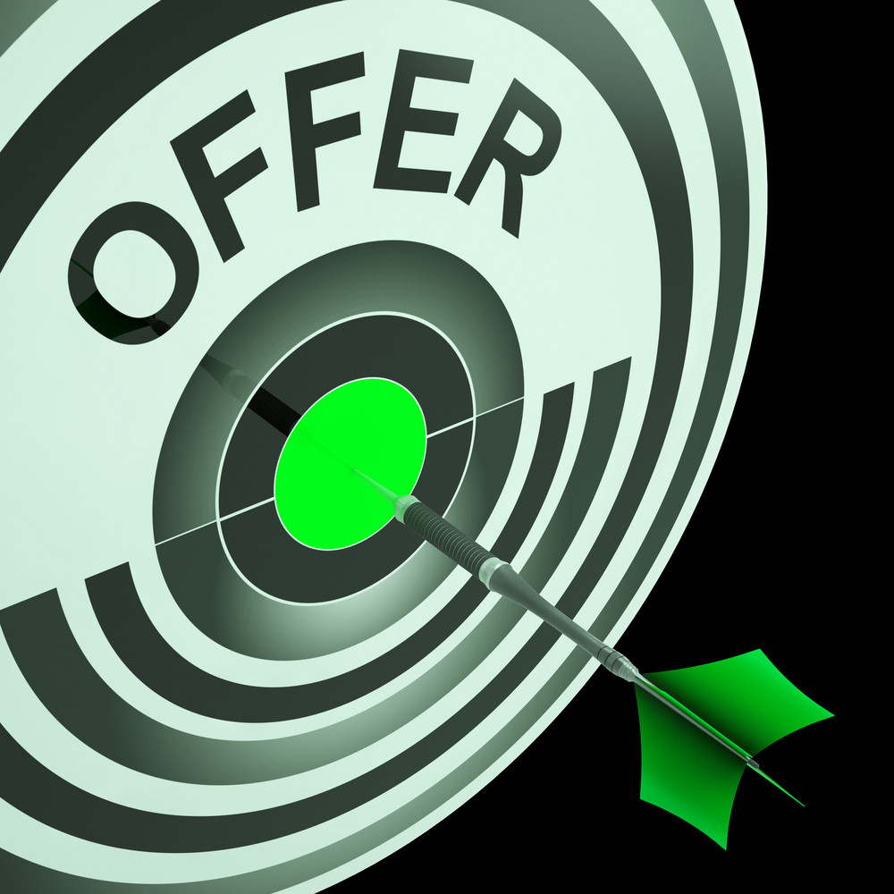 Offer Target Means Cheap Reductions