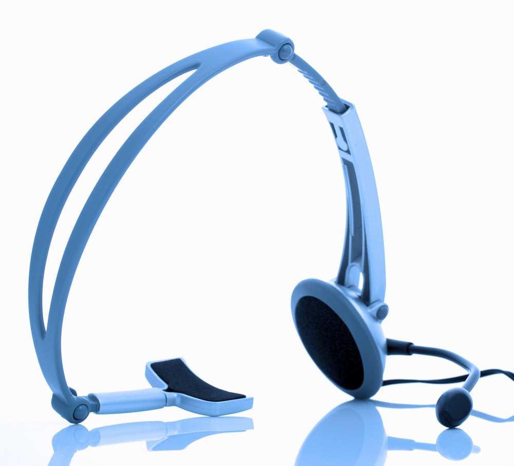 Office Headset For Internet Communication
