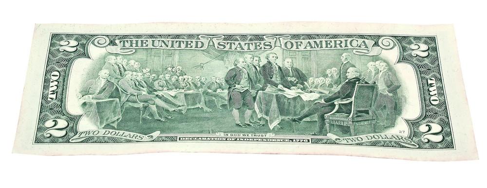 Old 2 Dollar