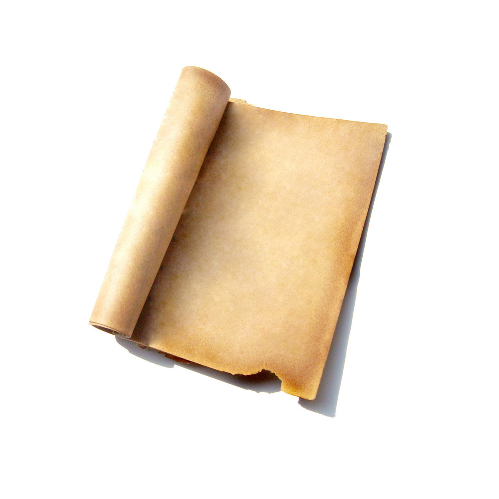 Old Perchment Scroll