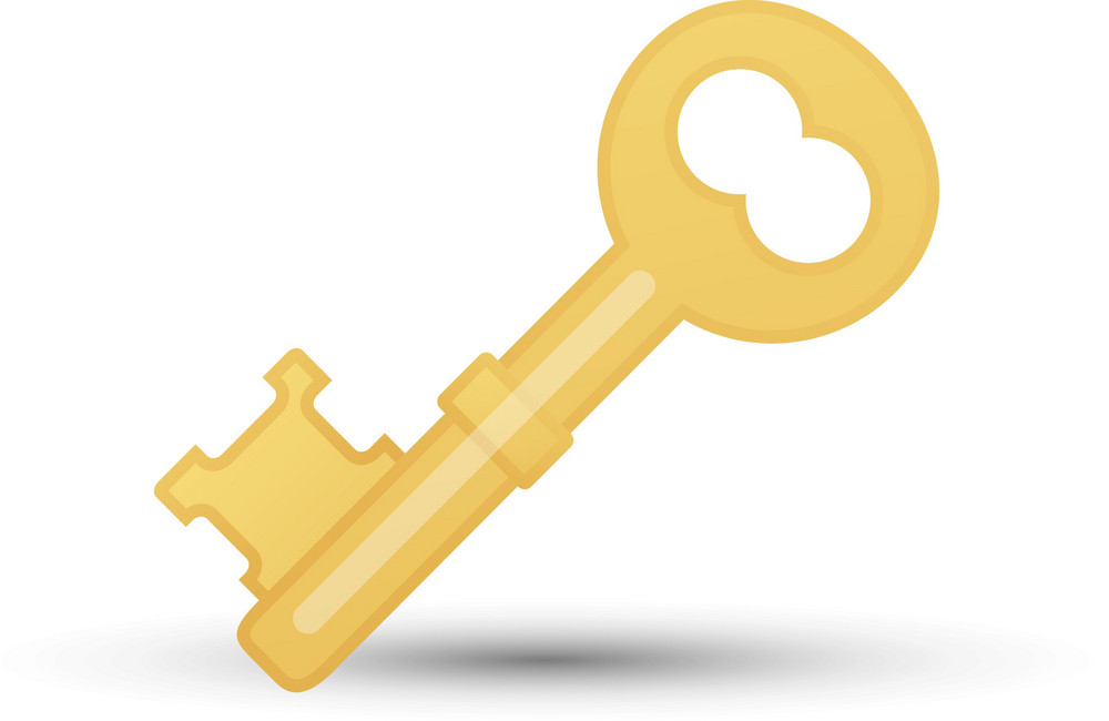 Old Style Key Lite Application Icon