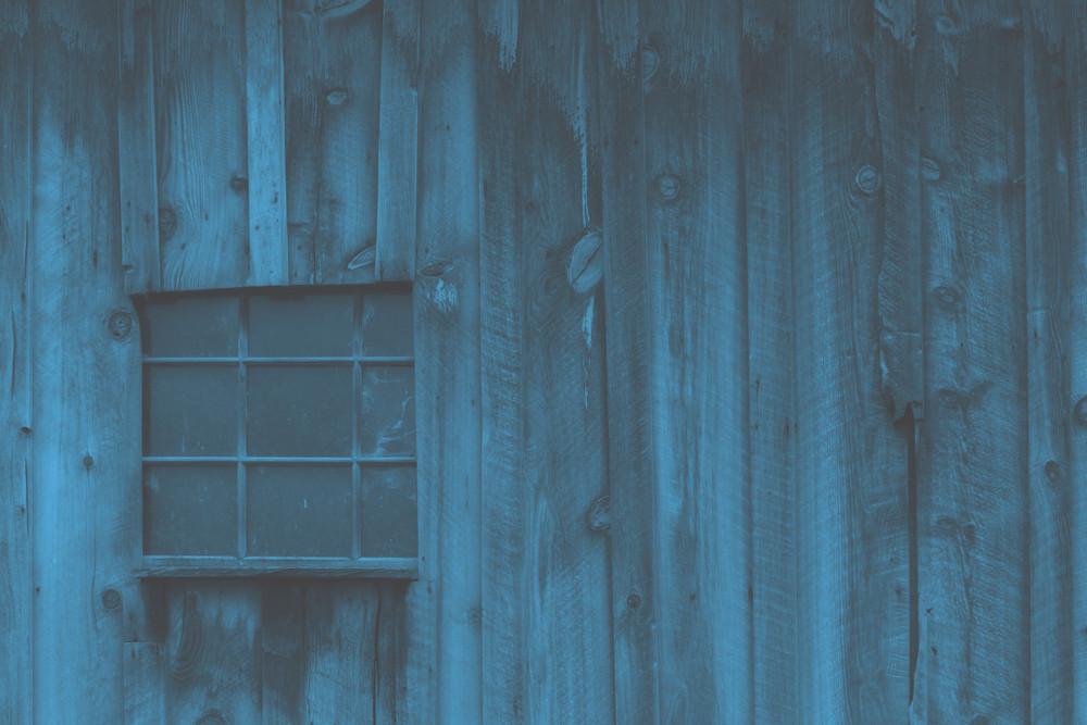 Old Vintage Wooden House