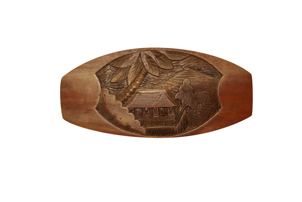Old Wood Carving