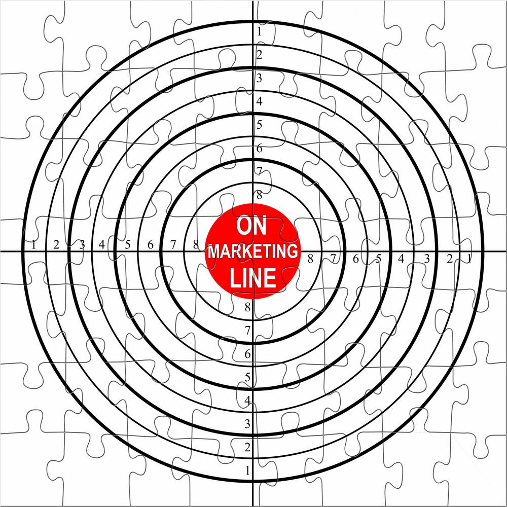 On Line Marketing Target
