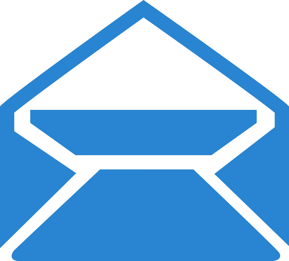 Open Message Simplicity Icon