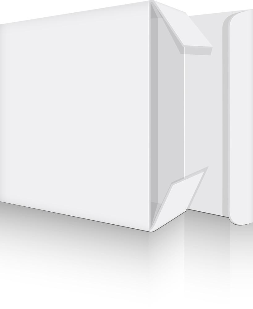 Open Paper Box