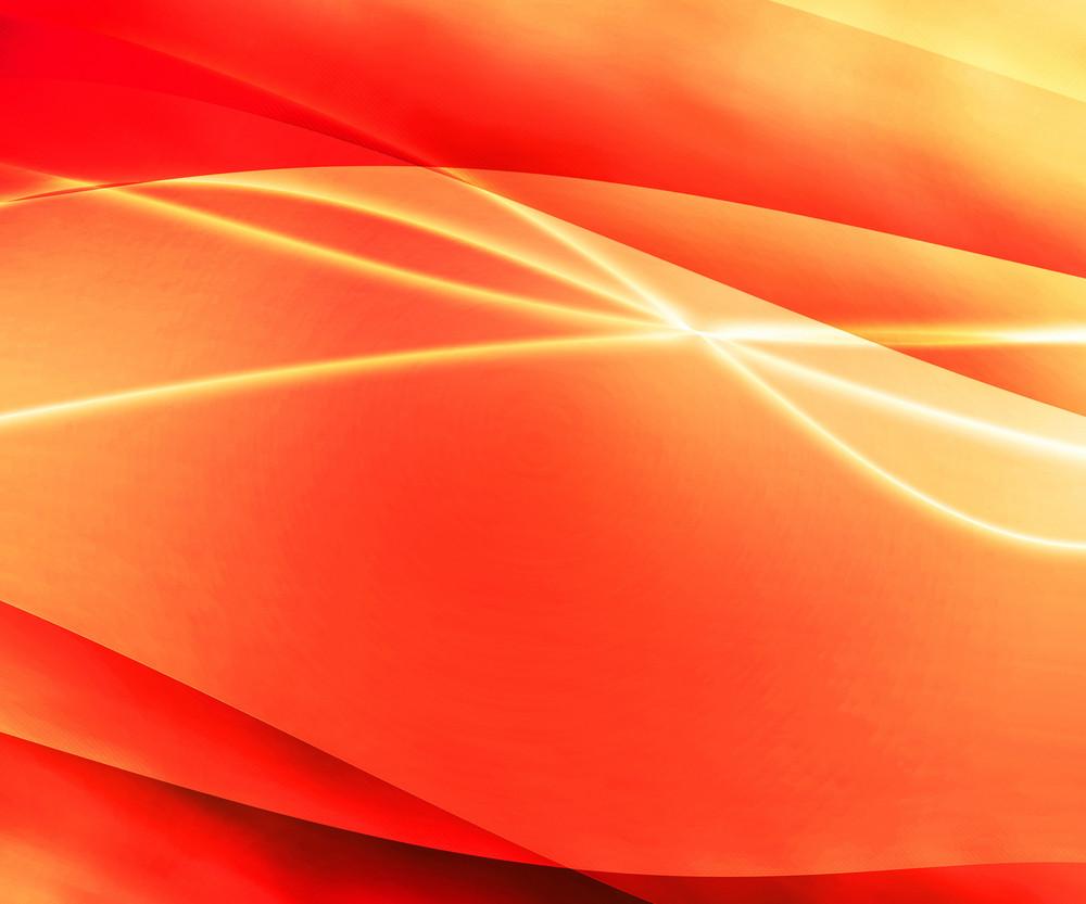 Orange Abstract Background Texture