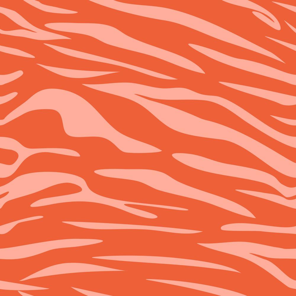 Orange Beach Pattern