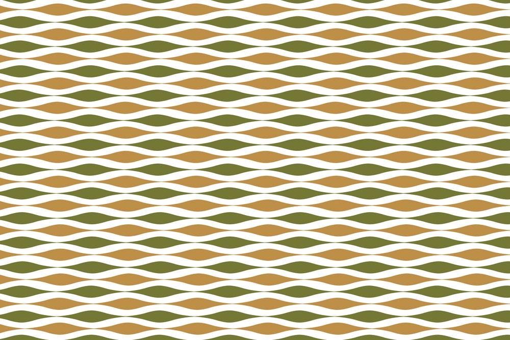 Orange-green Pattern