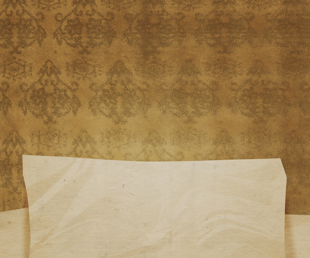 Orange Vintage Exclusive Sepia Background