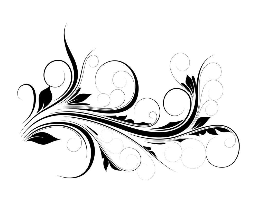 Organic Flourish Design