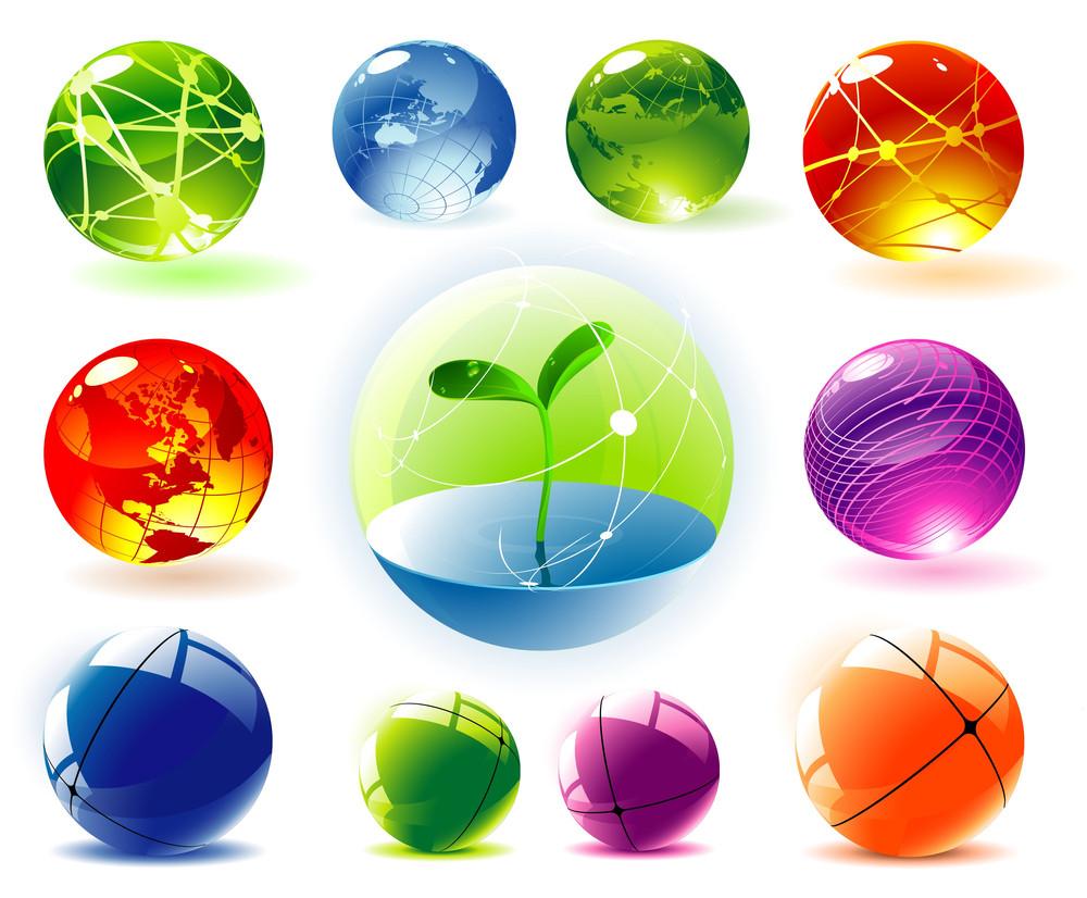 Organic Vector Spheres