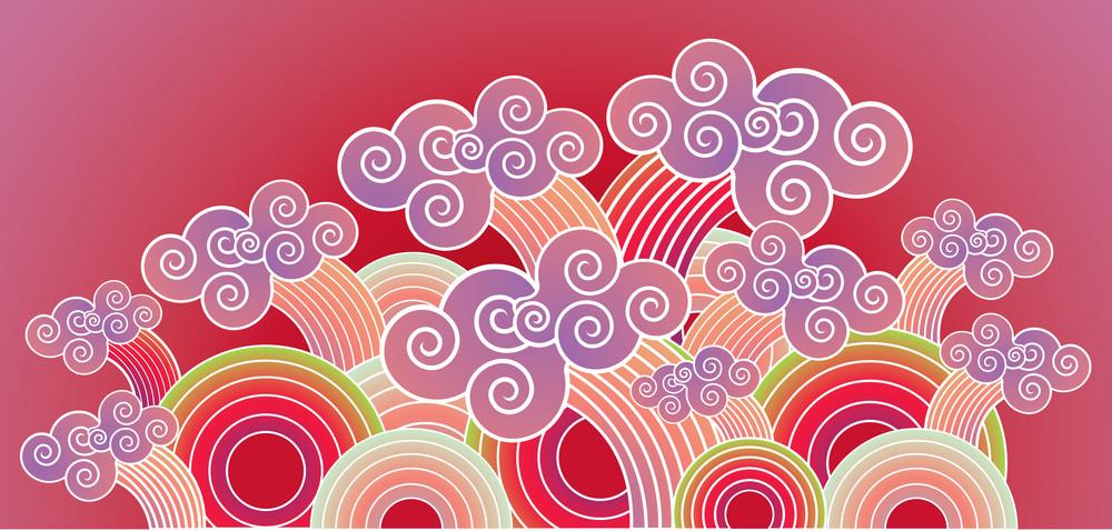 Oriental Waves