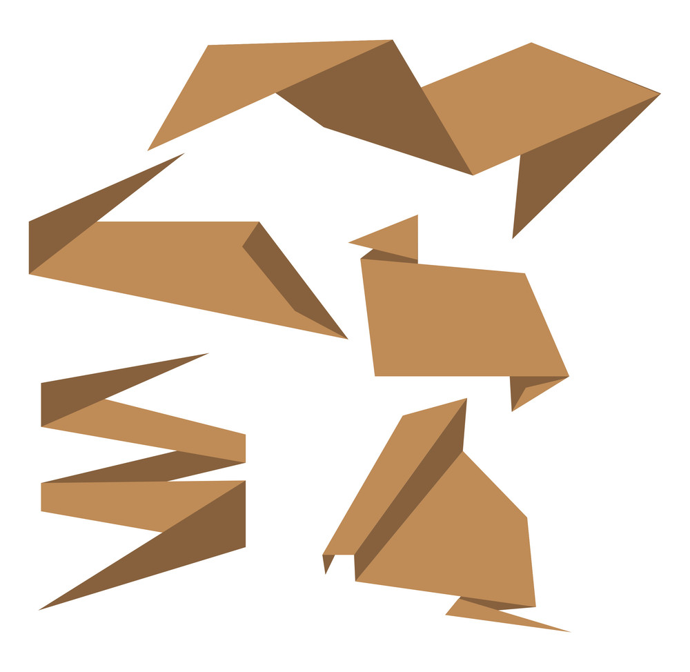 Origami Paper Design