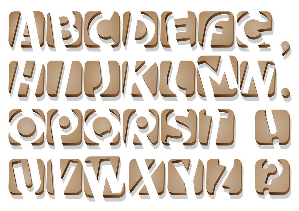 Original Alphabet