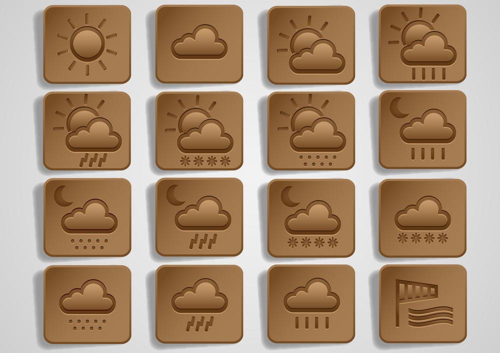 Original Weather Icons