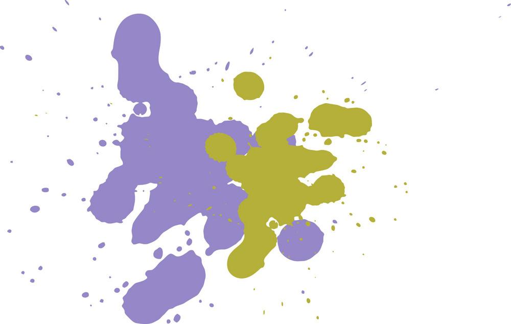 Paint Vector Splash
