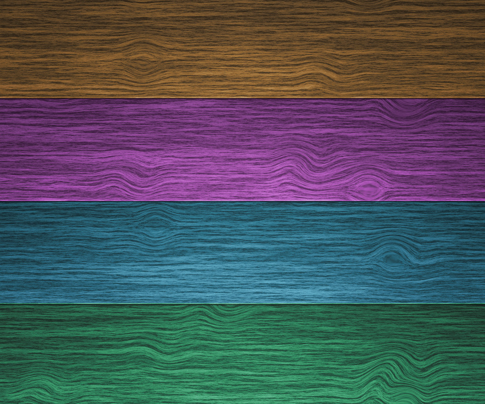 Painted Wooden Texture