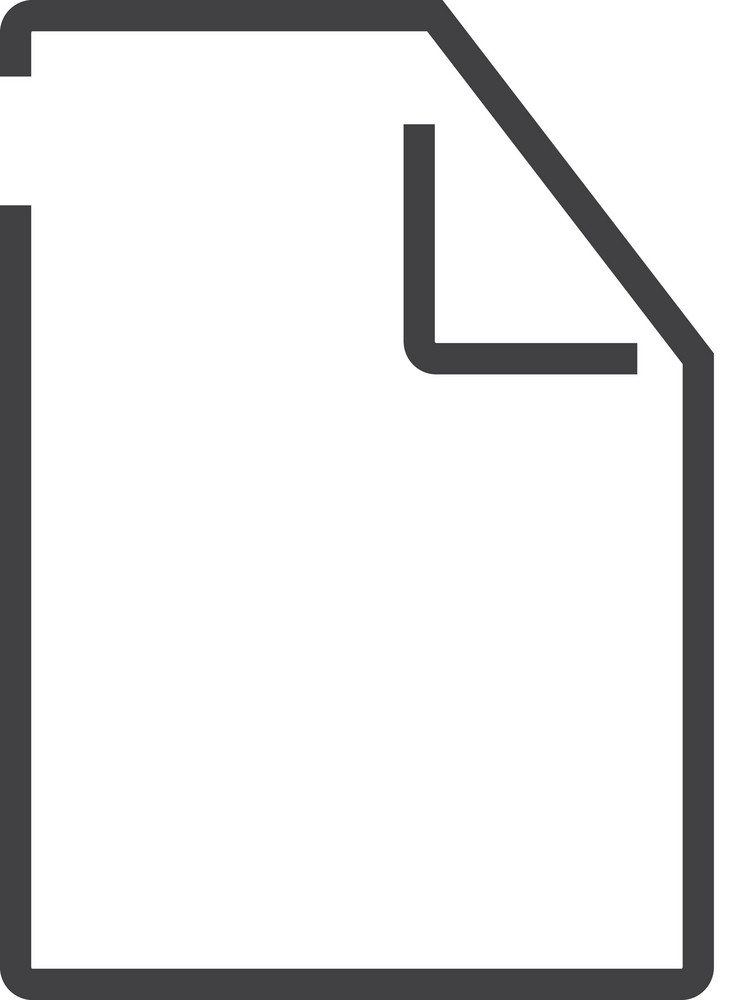 Paper 1 Minimal Icon