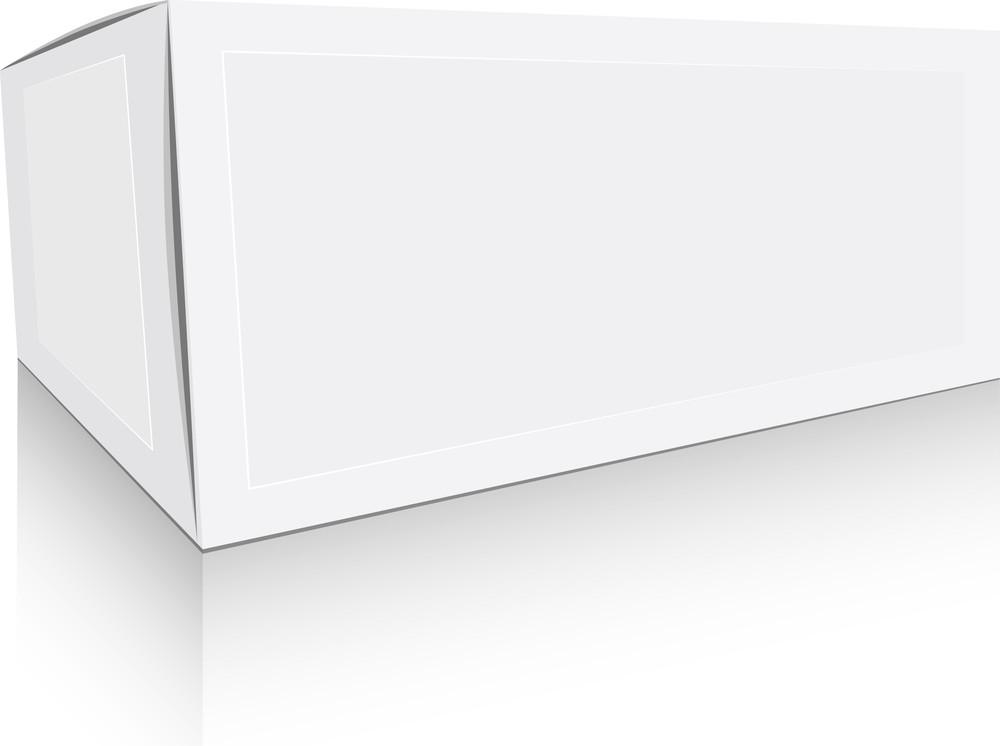 Paper Box Design Illustration